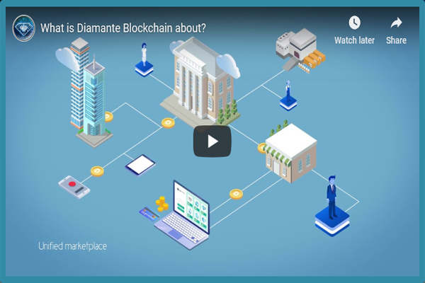 What is Diamante Blockchain about?