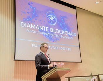 Diamante Blockchain Meet Highlights the Spectrum of Opportunities of Blockchain in Diamond Industry