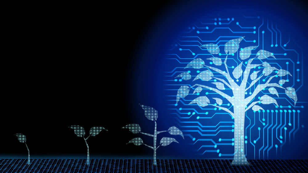 Blockchain Technology Can Save Trees and the Country